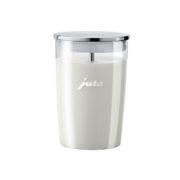 Скляний контейнер для молока 500мл: фото 1