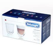 Склянки для капучино De`Longhi: фото 1