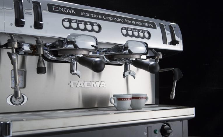 FAEMA ENOVA/A-2 передня панель