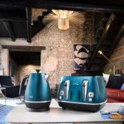 Delonghi чайник KBI2001.BL: фото 2