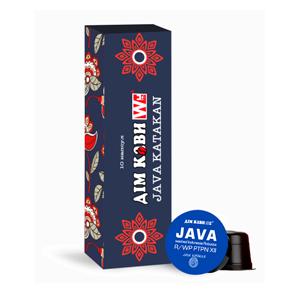 Кава у капсулі Дiм Кави «Java» Capsules