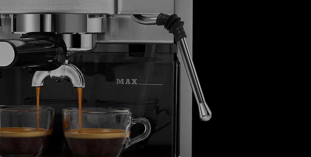 GAGGIA NEW CLASSIC INDUSTRIAL GREY 230V приготування еспресо
