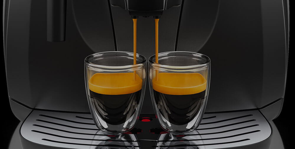 GAGGIA BESANA BLACK 230v приготування еспресо