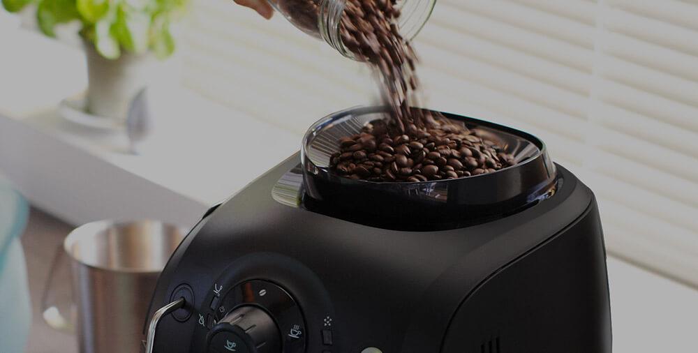 GAGGIA BESANA BLACK 230v ємність для кави