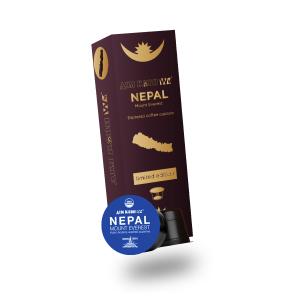 Кава у капсулах Дім Кави «Nepal» Capsules