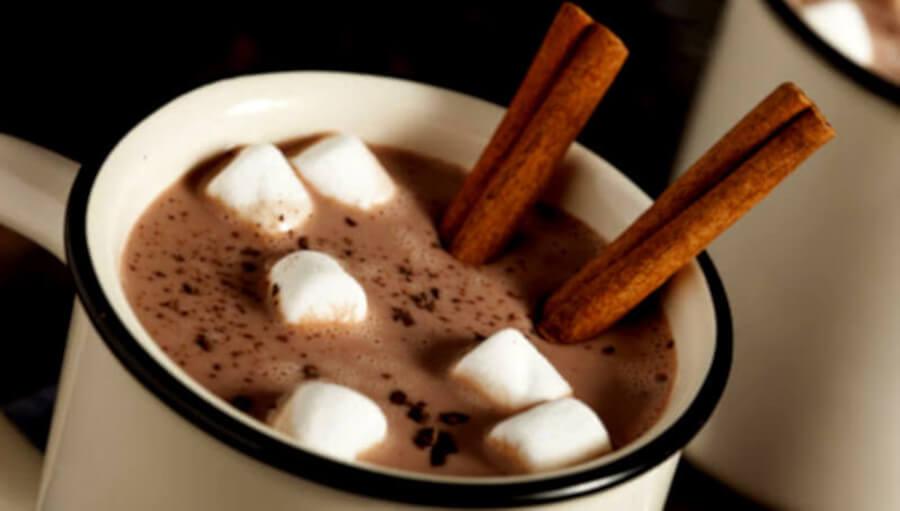 Гарячий шоколад Caotina
