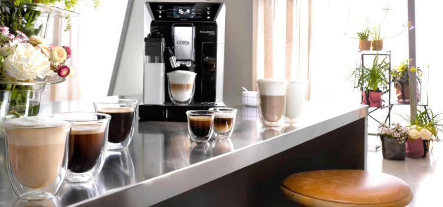 Купити кавомашину Delonghi
