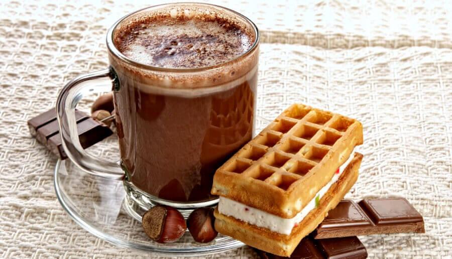 Купити гарячий шоколад