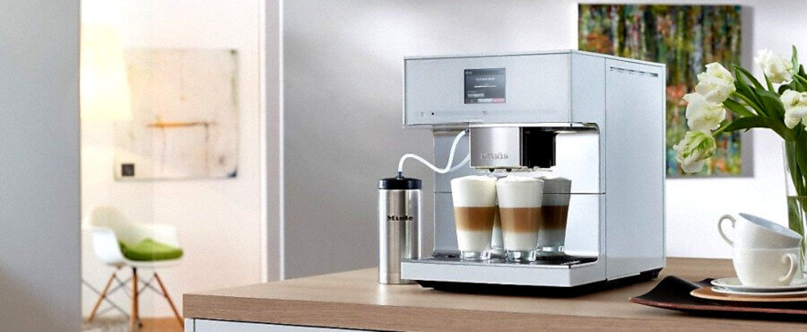 Купити кавоварку для дому
