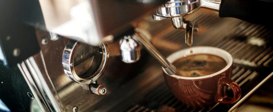 Професійна кавомашина