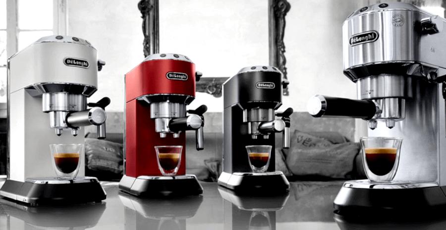 Рожкові кавоварки