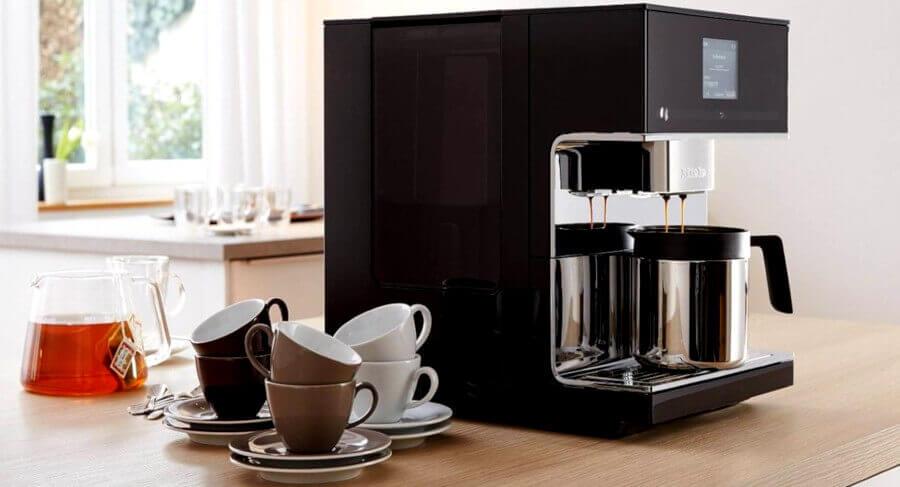 Кавомашина для зернової кавм