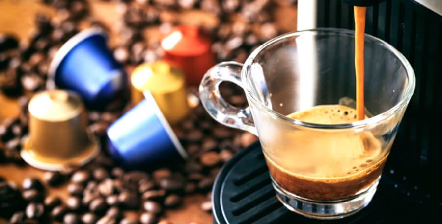 Капсульні кавоварки