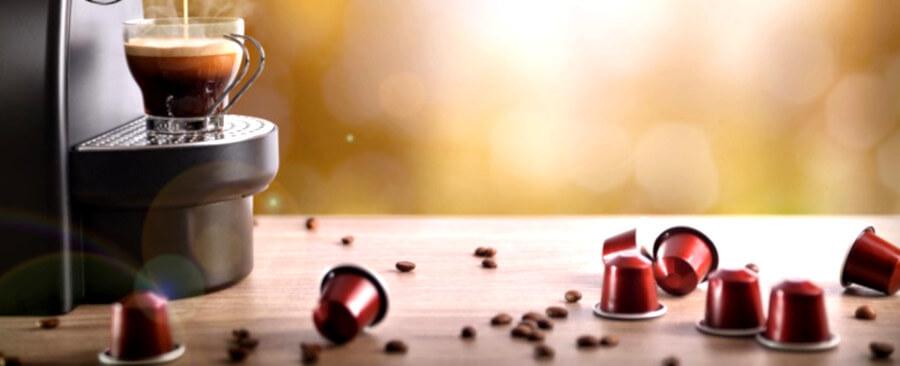 Еспресо капсульні кавоварки