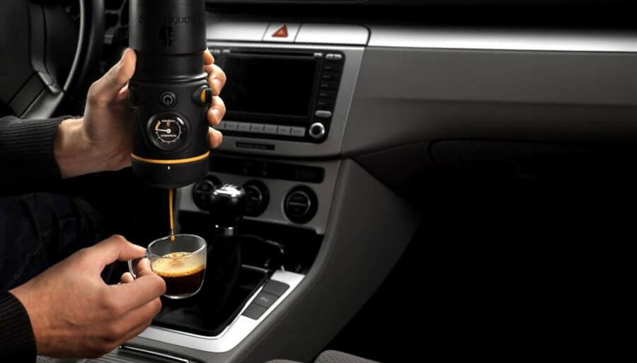 Портативні кавоварки