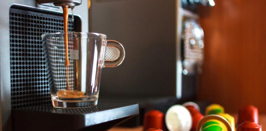 Купити капсульну кавоварку