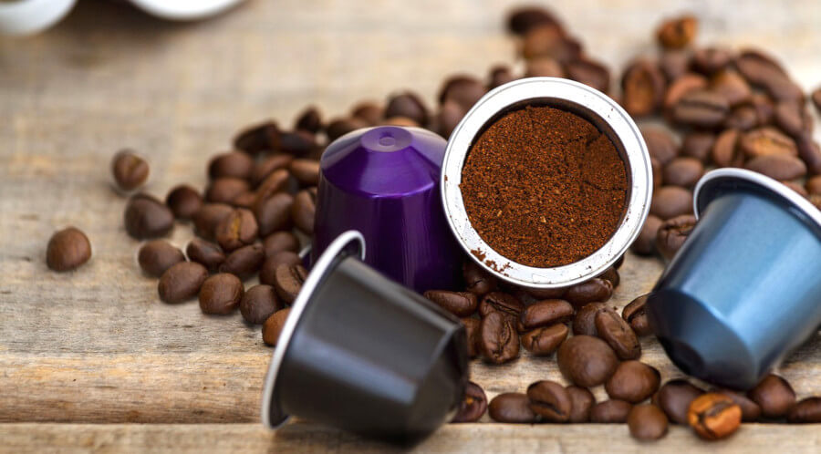 Капсульні кавоварки Дім Кави