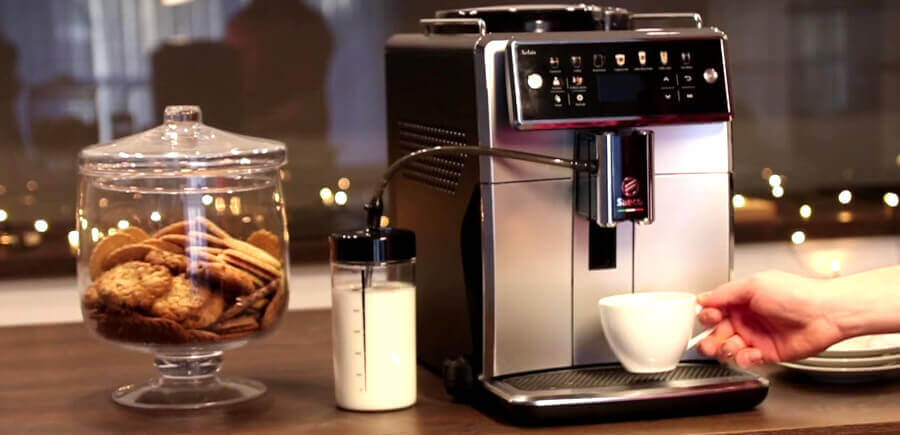 Орігінальна кавомашина Saeco