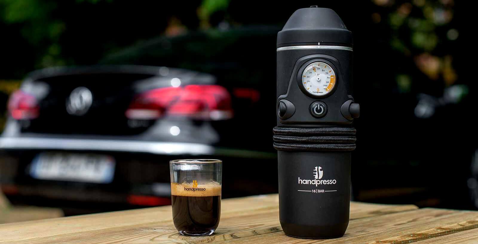 Портативні кавоварки Handpresso