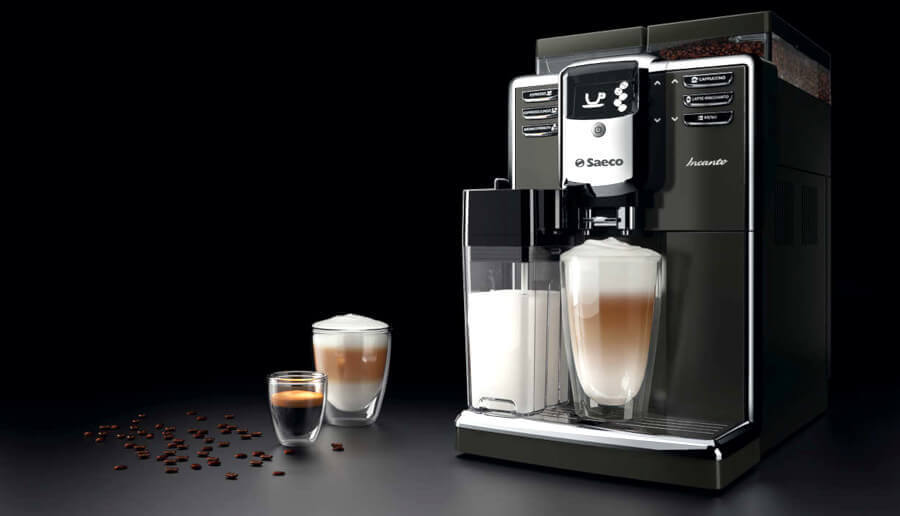 Купити кавоварку Saeco