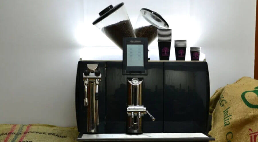 Купити кавомашину Schraerer