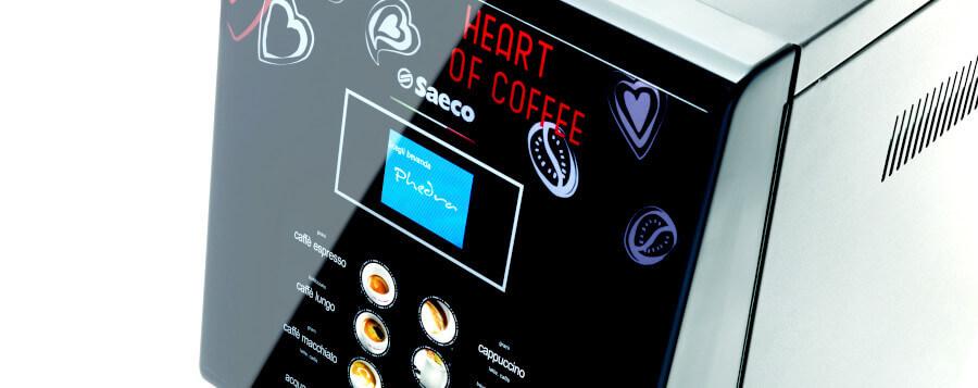 Торговий кавовий автомат