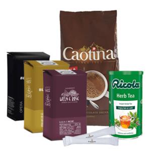 Набір «Ти не сумуй – пий каву і чай»