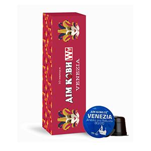 Кава у капсулах Дім Кави «Venezia» Capsules