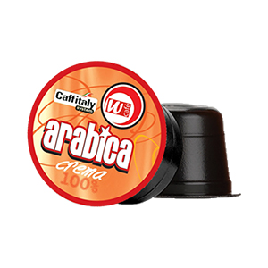 Кава Caffitaly Arabica Crema