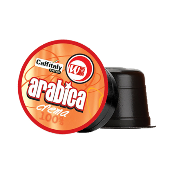 Caffitaly Arabica Crema 600
