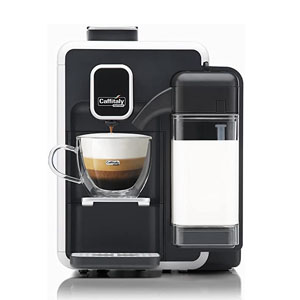 Капсульна кавоварка Caffitaly Bianca S22 white