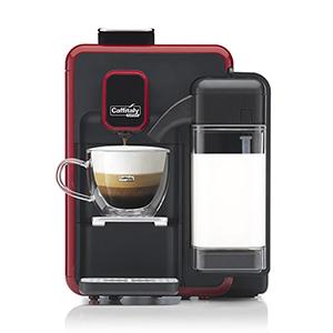 Капсульна кавоварка Caffitaly Bianca S22 red
