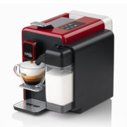 Капсульна кавоварка Caffitaly Bianca S22 red: фото 2