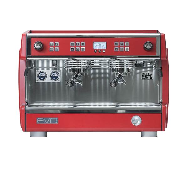 Dalla Corte EVO2 sparkling red 600 1