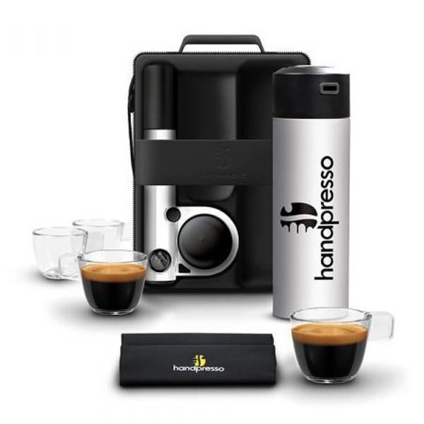 Handpresso Pump set Grey 600 1