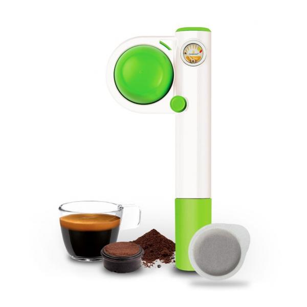 Handpresso Wild Hybrid Green 600