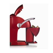 Капсульна кавоварка Caffitaly Nautilus s06sh Red автомат: фото 4