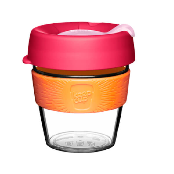 Чашка «KeepCup»Small» Clear Kauri 227 мл