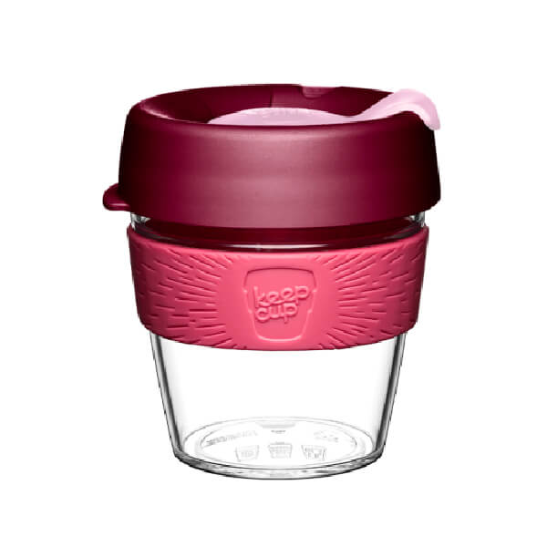 Чашка «KeepCup»Small» Clear Bayberry 227 мл