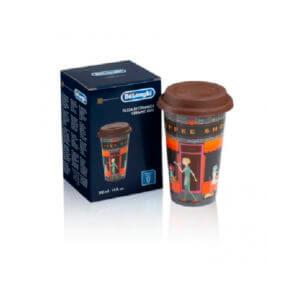 Керамічна термочашка Delonghi COFFEE SHOP