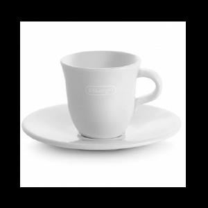 Набiр чашок з порцеляны Delonghi espreso (2 шт)