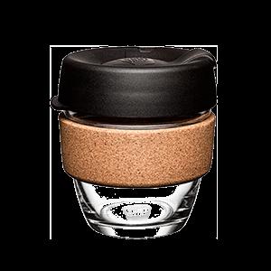 Чашка»KC»Small» Brew Black (Cork) 227 мл