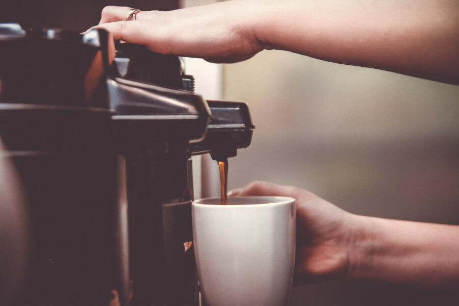 Функції сучасних кавоварок