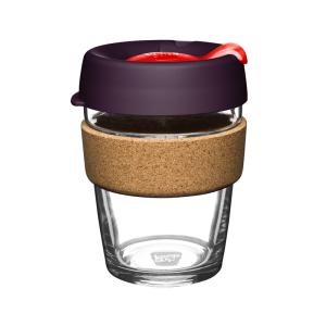 Чашка»KC»Medium» Brew Cork Red Bells 340 мл