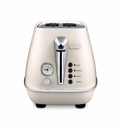 Delonghi тостер CTI2103.W