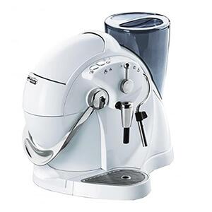 Капсульная кофеварка Caffitaly Nautilus s11hs White