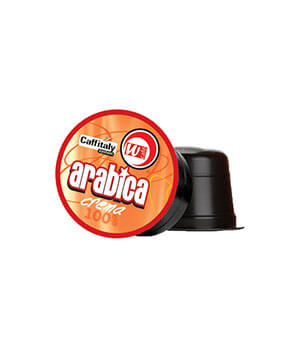 Кофе Caffitaly Arabica Crema