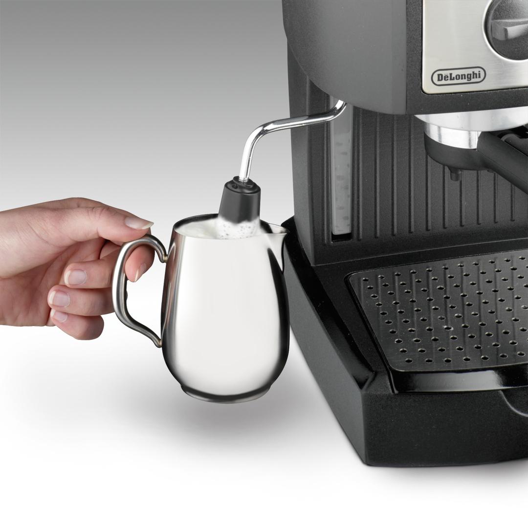 Кофеварка De`Longhi EC156.B капучинатор
