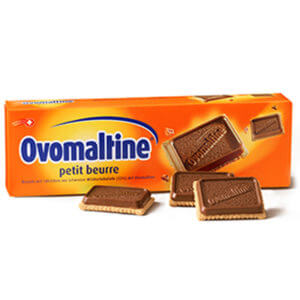 Печенье с шоколадом Ovomaltine 145g 16шт/ящ