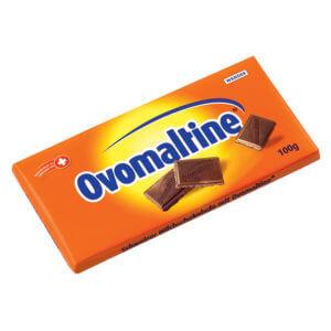 Шоколад Ovomaltine Tafel 100g 25шт/ящ